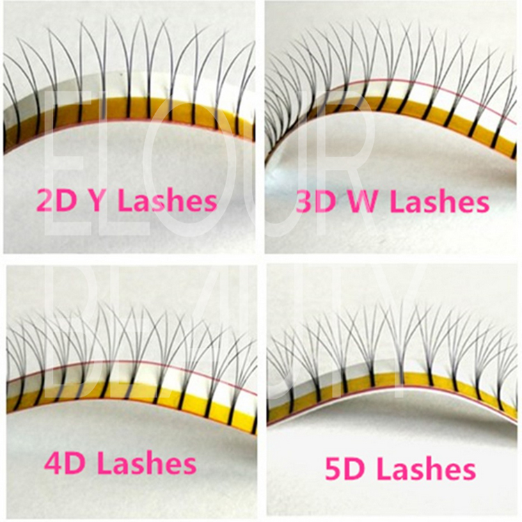 3ddfa6b90d0 Russian volume 3D,4D,5D,6D pre-fanned lashes private label ED93 ...
