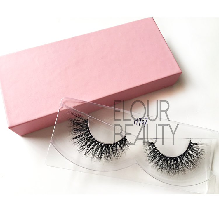 Beautiful 3d mink eyelashes naturally make  eyelashes grow EJ28