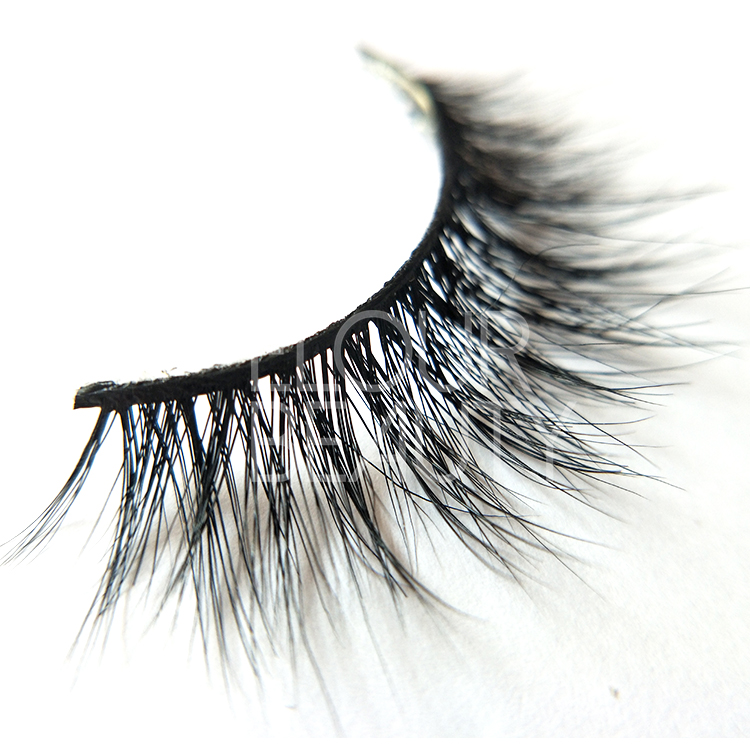 Private label 3D mink lash extensions vendor China ED84