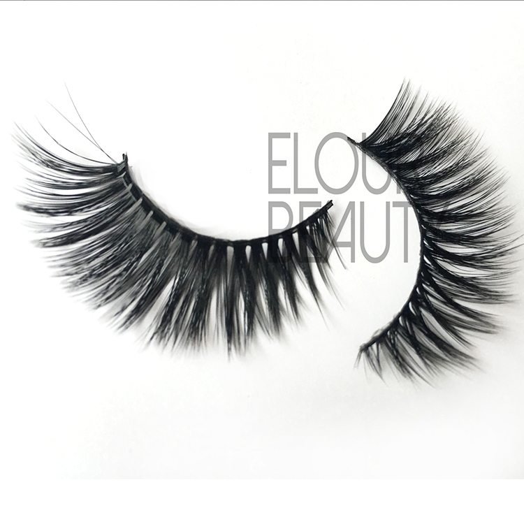 Faux 3d false eyelashes make eyelash growth EJ53