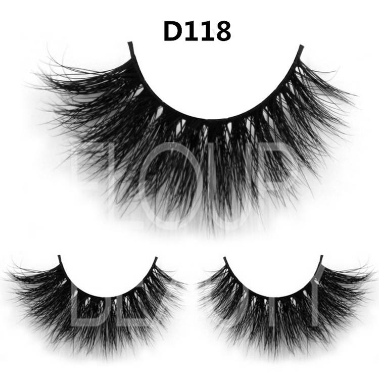Wholesale belle 3D mink lashes growth in premium quality ES30