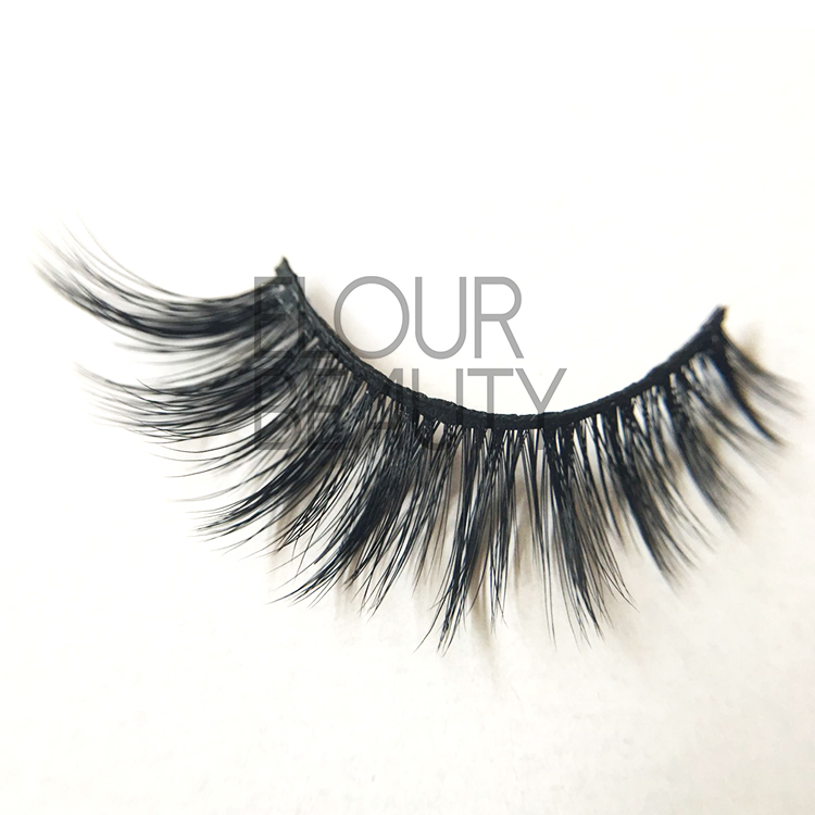 Best synthetic 3d mink lashes wholesale supplies China EA63