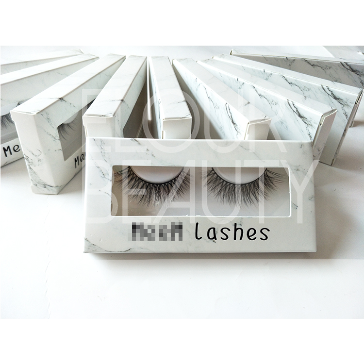 39feac300a5 3d real mink lashes cheap private label lash box wholesale supply ED131
