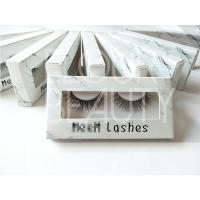 3d real mink lashes cheap private label lash box wholesale supply ED131