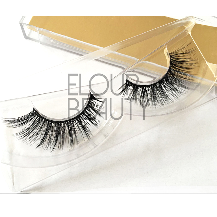 bf1314a6517 Best synthetic 3d mink lashes wholesale supplies China EA63 - Elour ...