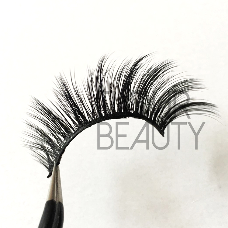 3D faux mink lashes natural looking New Zealand EA89