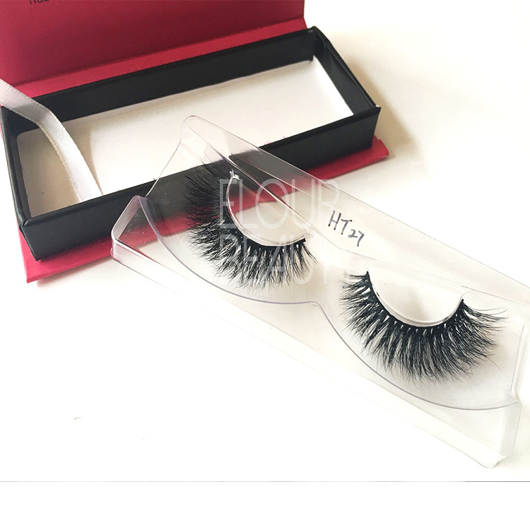 3D volume mink private label lash companies China ED67