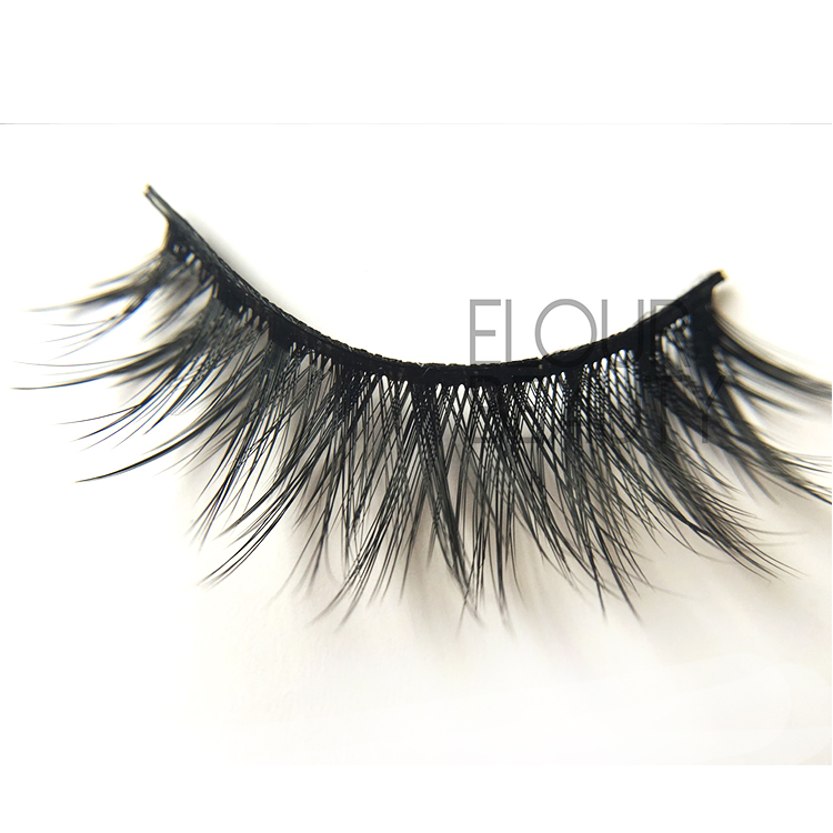 Luxury faux mink 3D lashes Australia EA22