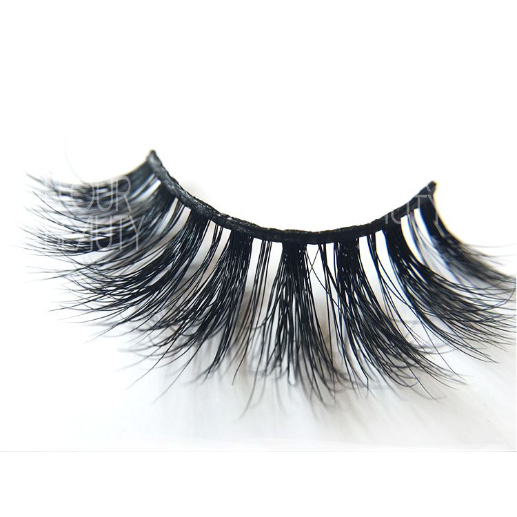 First class volume 3d mink eyelash manufacturers China EL33