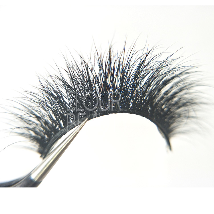 3D volume mink lashes same as elizabeth taylor eyelashes ED47