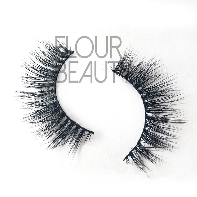3D real mink false eyelashes good extreme lashes wholesale EJ87