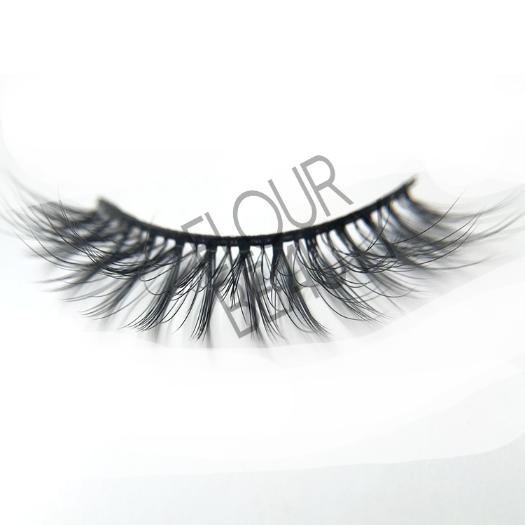 Best faux mink 3D lashes OEM Ireland EA38