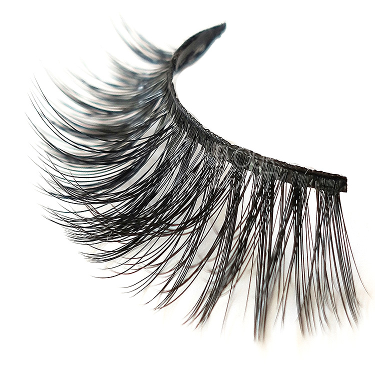 Best quality bulk 3d faux mink lashes wholesale factory EL125