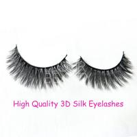 Best 3D silk strip lashes wholesale manufacturers EL91