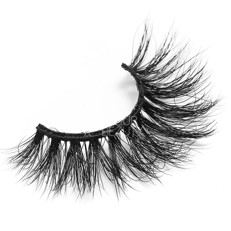 Wholesale newest lash styles 25mm mink eyelash ven...