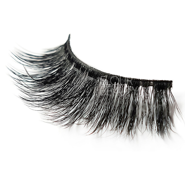 2019 newest best 5D faux mink eyelashes wholesale vendors EY14