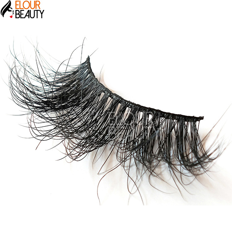 Best 5D mink eyelash vendor private label packages EY02