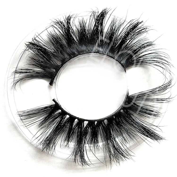 Wholesale beauty 5D mink eyelash vendors china EL108