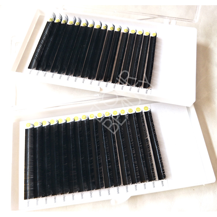 New fashion individual false lashes extensions China beauty supply EL69