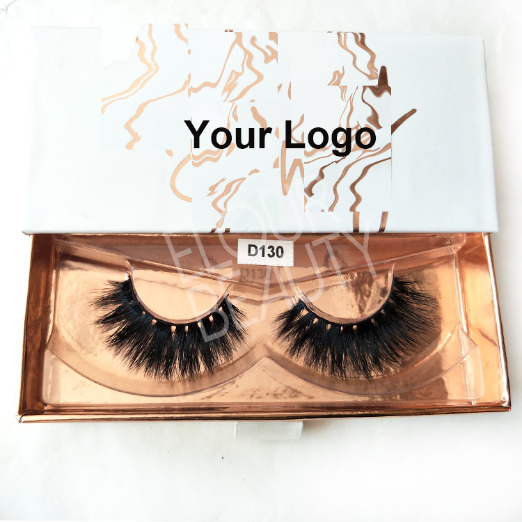 Private label lash beauty mink 3D extreme eyelashes manufacturer China EL68
