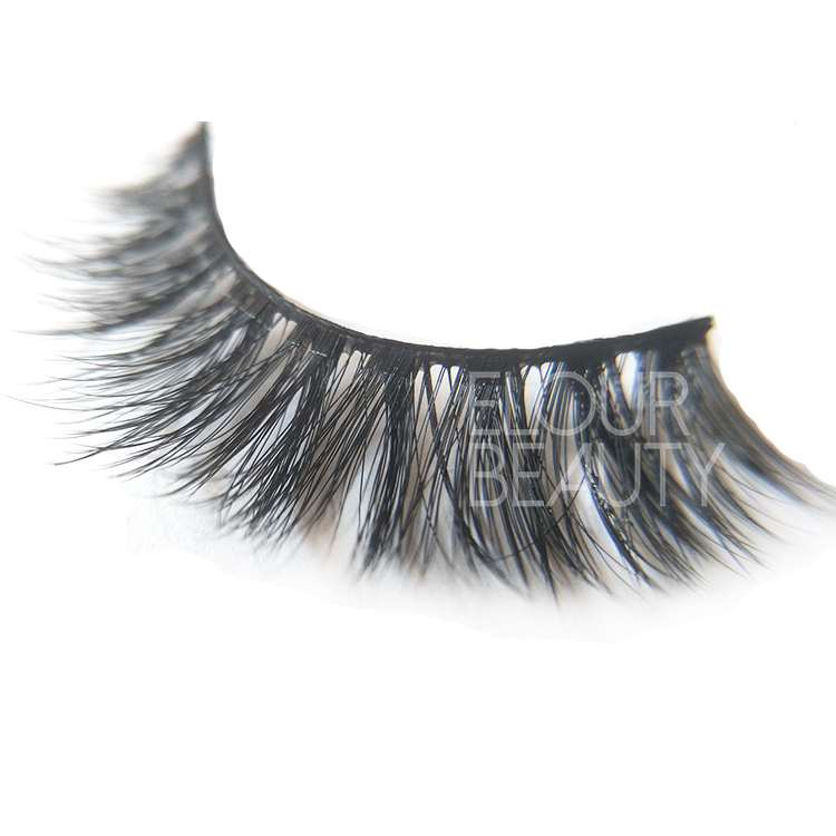 94e9a99fafd Private label 3d faux mink lash vendors wholesale China EL87 - Elour ...