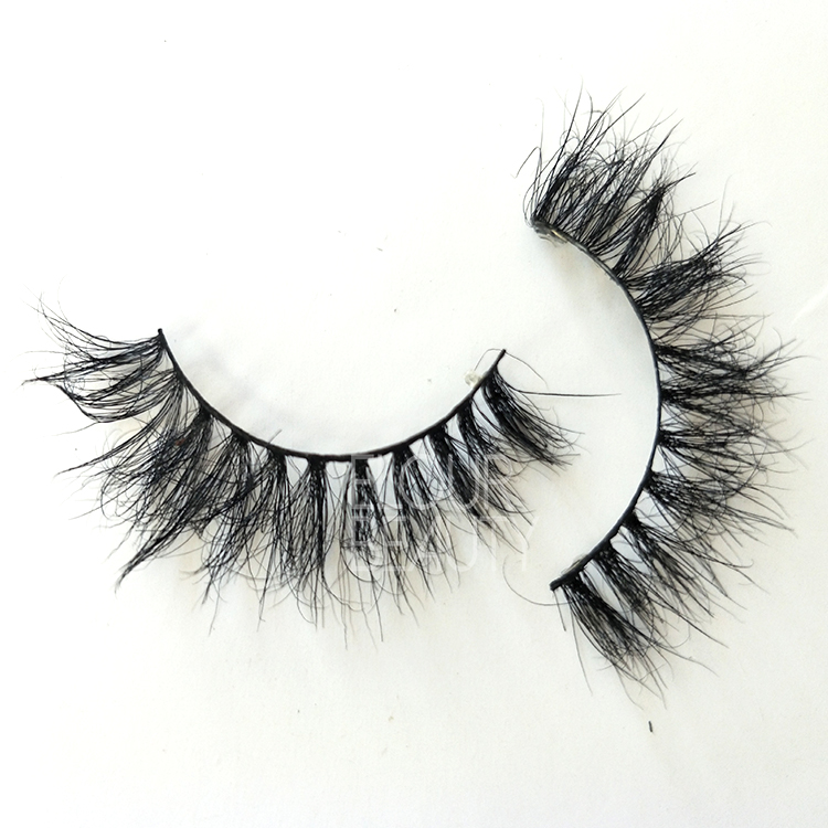 Wholesale custom 3D horse fur eyelashes online ED58
