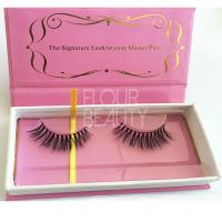 3D volume mink eyelashes with magnetic boxes wholesale EA81