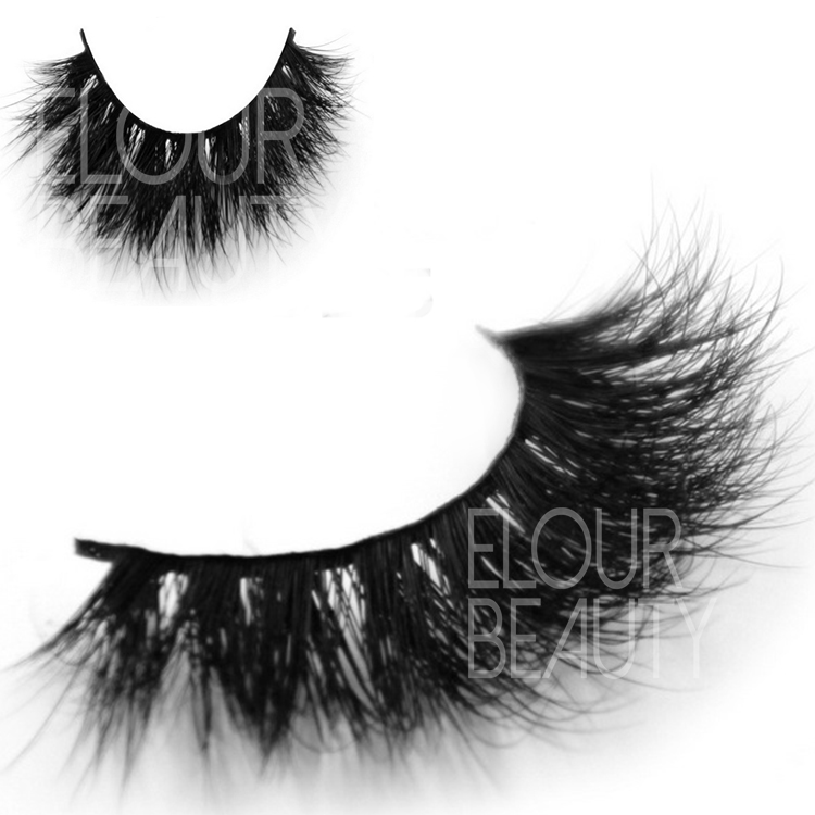 Wholesale love lashes  mink animal cruelty free ES86