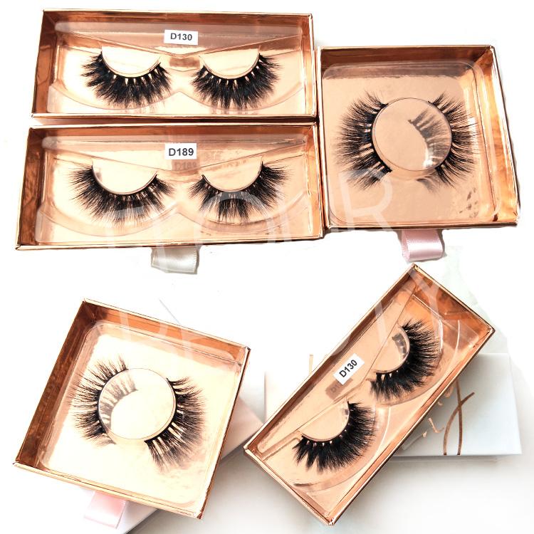 2b9ba8d0a7d Customized Private Label 3D Real Mink Fur Best Eyelash wholesale EL72