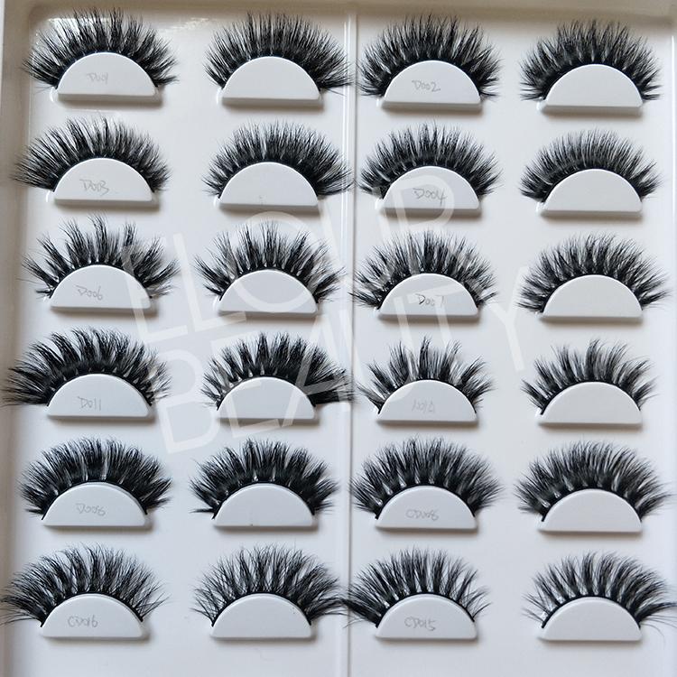 eb984004d7a Newest cheap 3D mink fur lashes extend your lashes vendor China EL22 ...