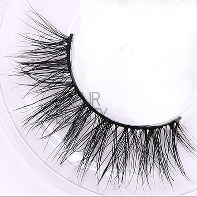 19a57d9944d 3D mink eyelashes own brand magnetic boxesfor cosmetics EA94 ...