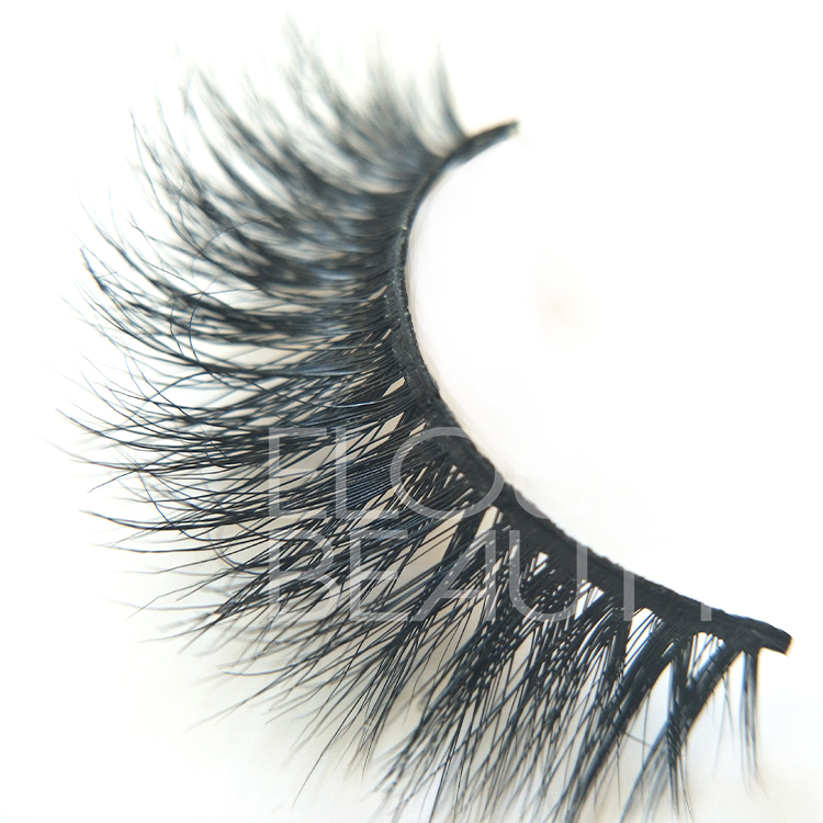 Wholesale Beauty Supply Mink Eyelashes 3d Mink Lashes manufacturer ED111