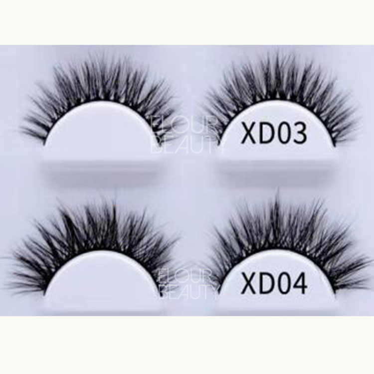 2019,2020 newest thin light weight 3D siberian mink eyelashes customized lashes and package boxes EY37