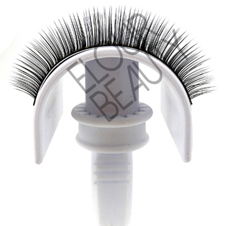 Premium quality private label camellia eyelashes extensions EJ22