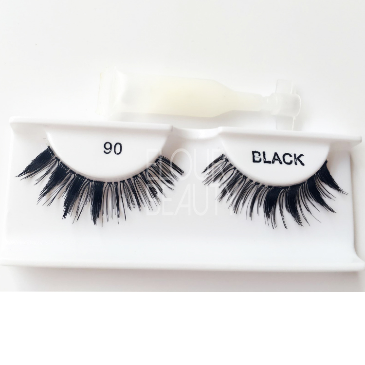 Own brand factory supplies best kiss eyelashes ES66