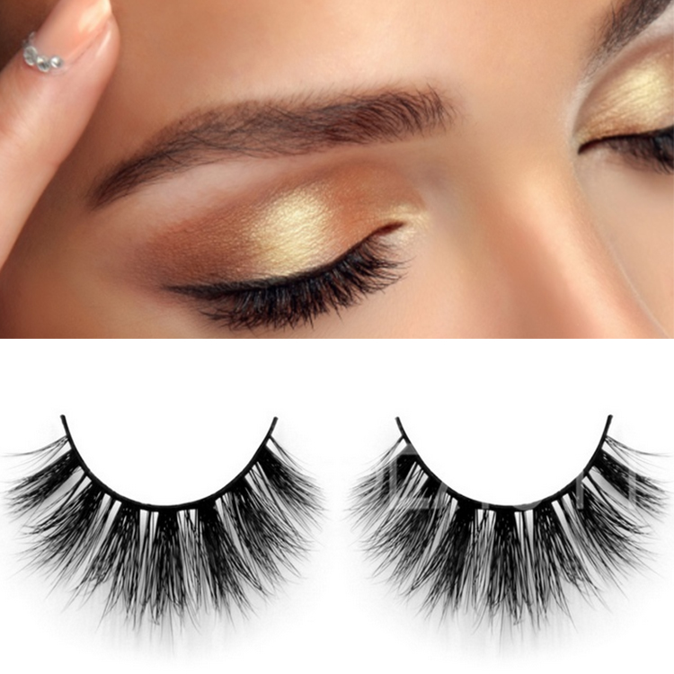 3D best mink eye lashes are the semi permanent lashes ES13