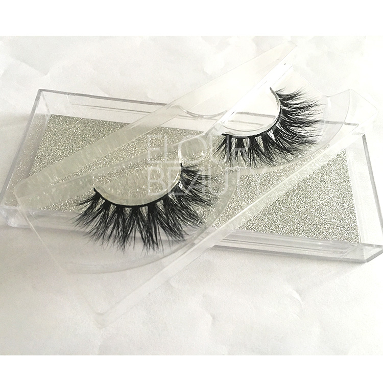 3D volume mink best natural false eyelashes China EA111