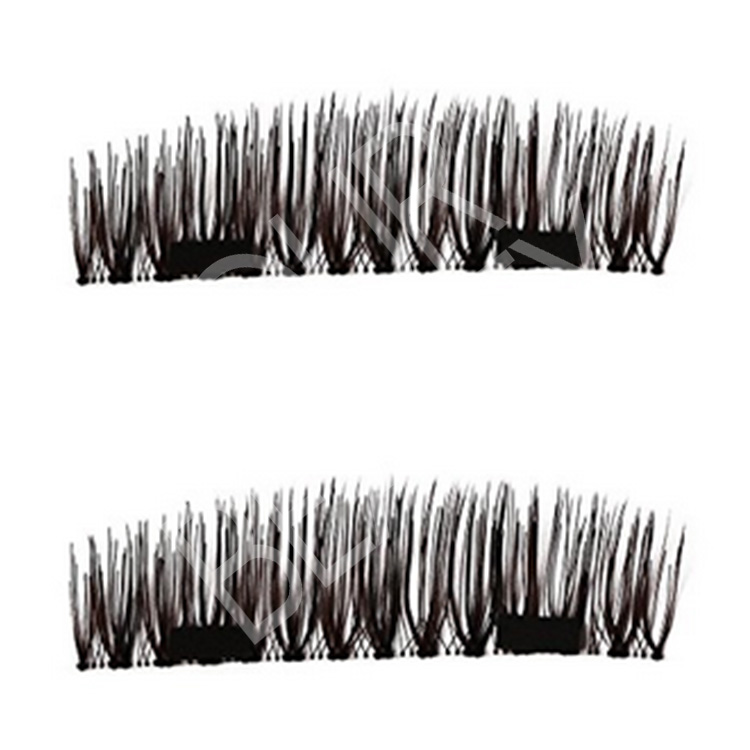 Newest magnetic eyelash extensions supplies China Qingdao EA97