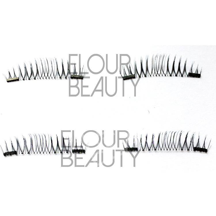 Full lashes double magnetic eyelashes different styles wholesale EA122