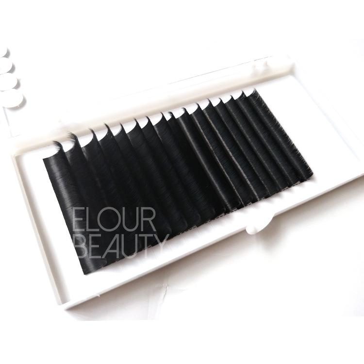 4524c0e55c8 Private label easy fan volume eyelash extensions wholesale EL105 ...