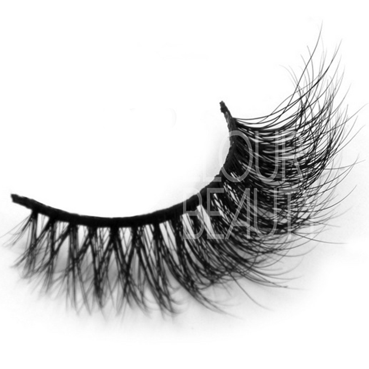 Super full mink lashes in 3D effect  can be reusable Houston ES39