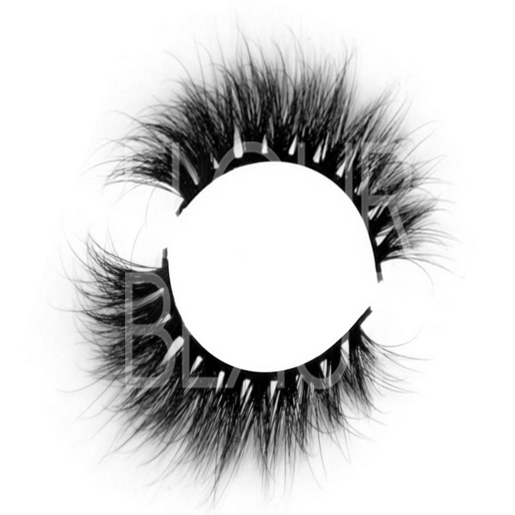 3D real mink false eyelashes make eyelashes grow ES1