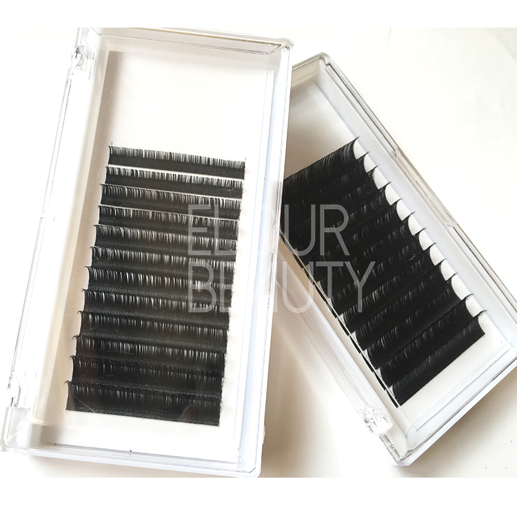 Prime 3D silk eyelash extension professional China wholesale