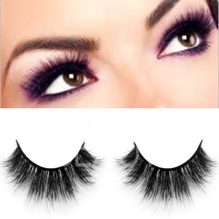 df6bf28814a Wholesale beauty supplies mink eyelashes 3d mink lashes ES21 - Elour ...