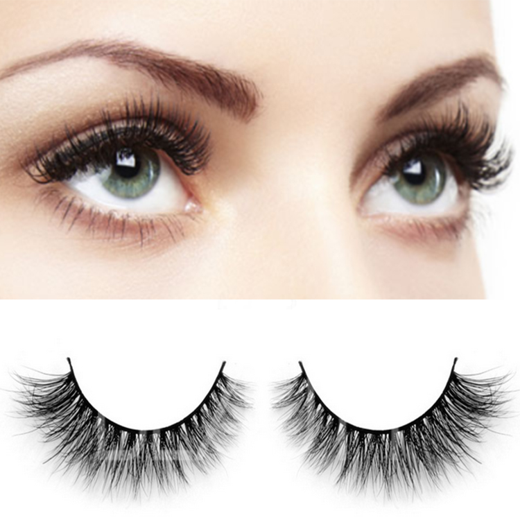 3D mink eyelash extensions best quality and luxury in wholesale ES36
