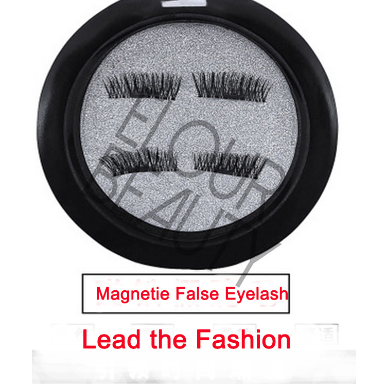 Double magnetic lash perfect wholesale China EA98