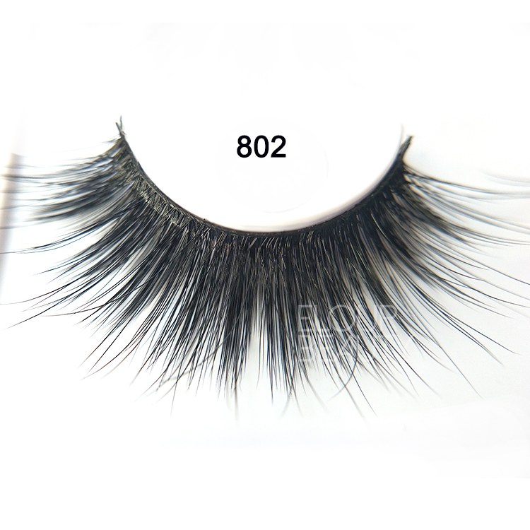 Best 3D Mink Faux Eyelashes manufacturer China ED97