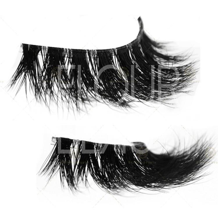 2ed1bd7aa8d 3D belle mink lashes naked bands manufacturer China EA92 - Elour Lashes