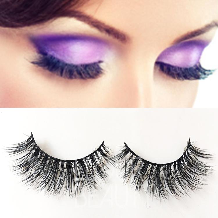 Wholesale Best Fake Eyelashes With Mink Fur In Uk Es22 Elour Lashes
