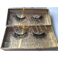 Wholesale mink 3d eyelashes same as eylure lashes China factory EL01